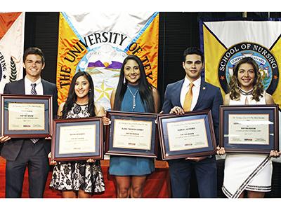 Utep Graduation 2020.Ysleta Isd Alumni Named Utep Top Ten Graduates