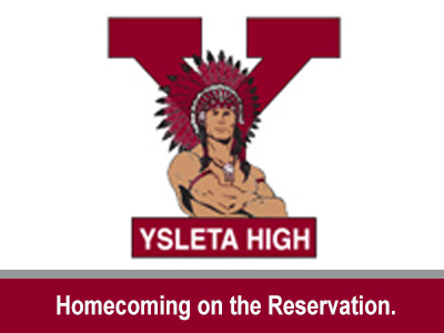 Ysleta HS celebrates Homecoming 2018 and longtime teacher Mr. Paul Cain
