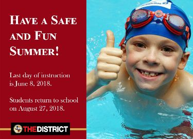 Have a Safe and Fun Summer