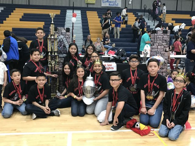 Superintendent's Cup-Robotic Competetion