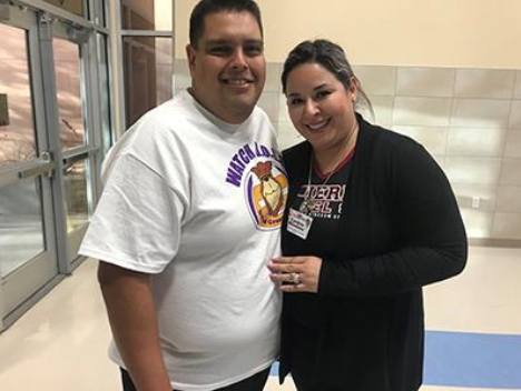 Tierra Del Sol ES kicks off Watch D.O.G.S. (Dads of Great Students)
