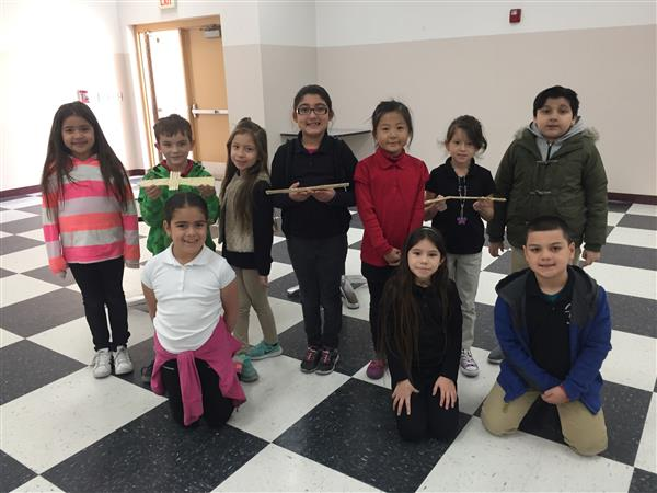 2nd grade bridge winners