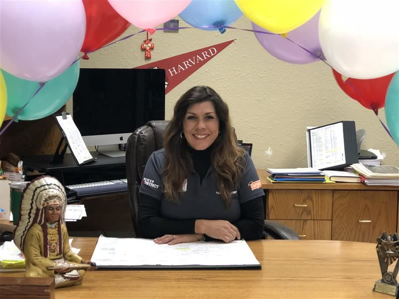 Happy National Boss's Day to Mrs. Osuna.