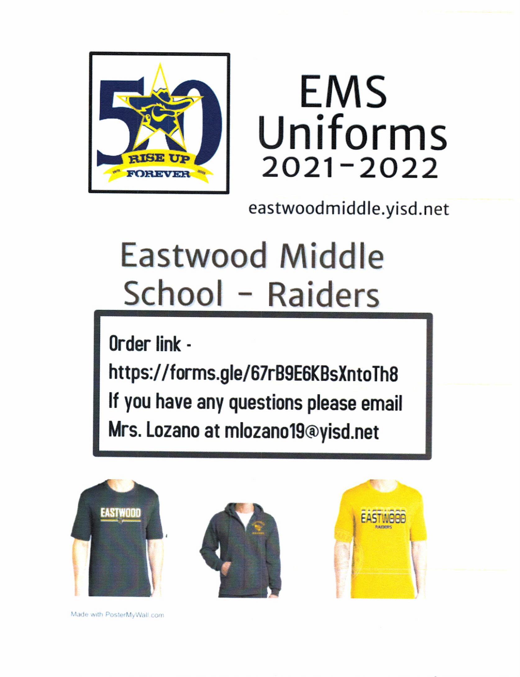 EMS_School_Uniform_Orders