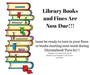 Library Books and Fines
