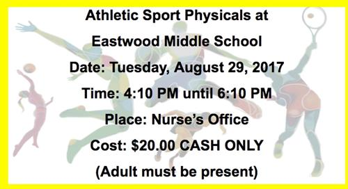 Athletic Physicals