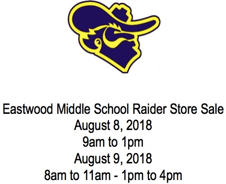 Raider Store Early Sales