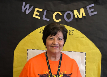 EMS Staff Member of the Month: Soledad Cortez