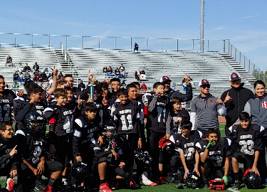 7th Grade Football District Champs