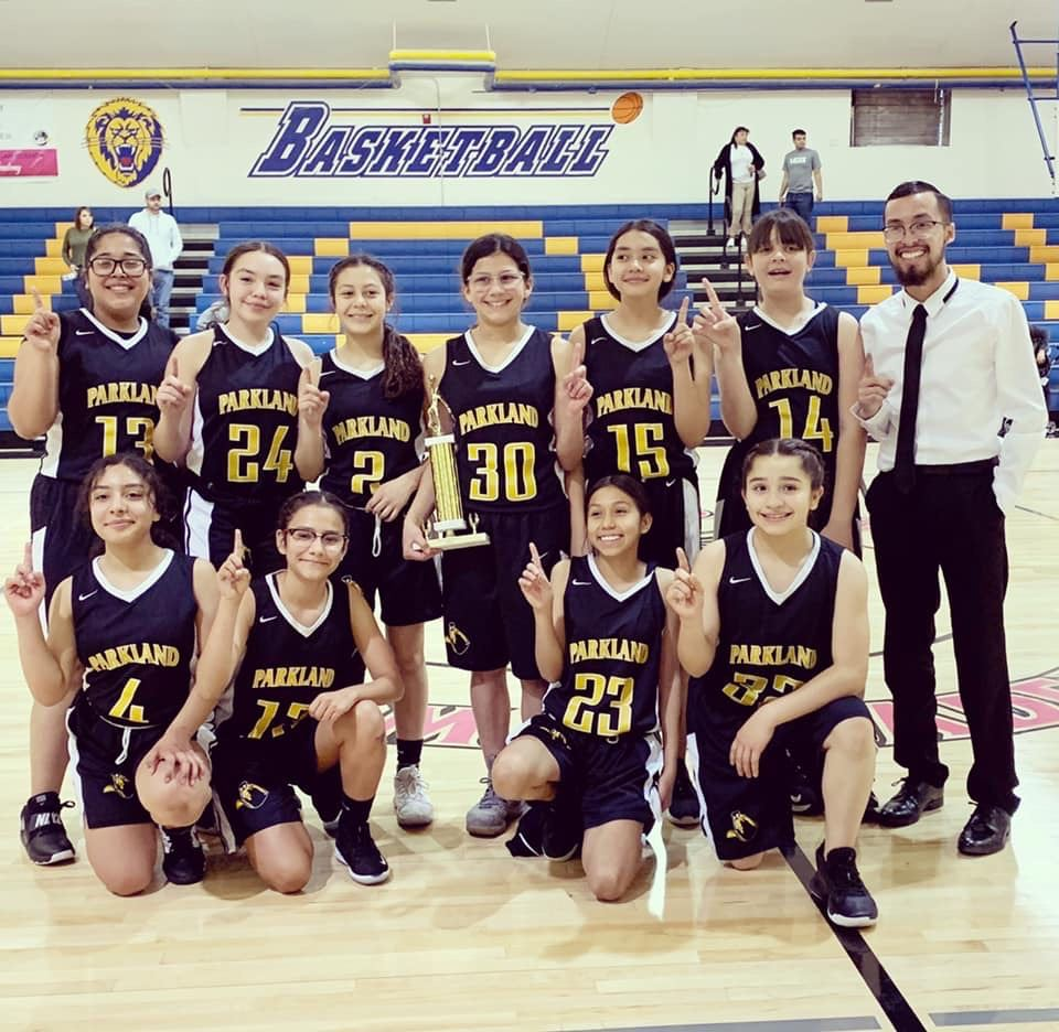 7th Girls Tournament Champs