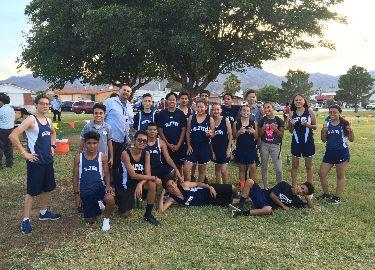 Congratulations to the VVMS Cross Country team!