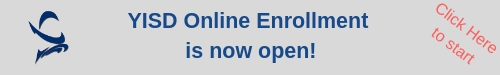 Online Enrollment is open. Click to start