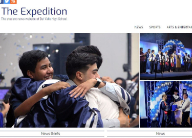 The Expedition, DVHS Online News