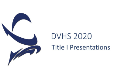 DVHS Title I Presentations