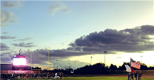 Photo of the Week - Excalibur Stadium Sun Set