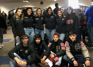 Hanks Wrestlers - The Road to State Competition