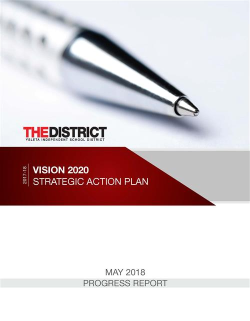 District Scorecard 2017-2018 Front page