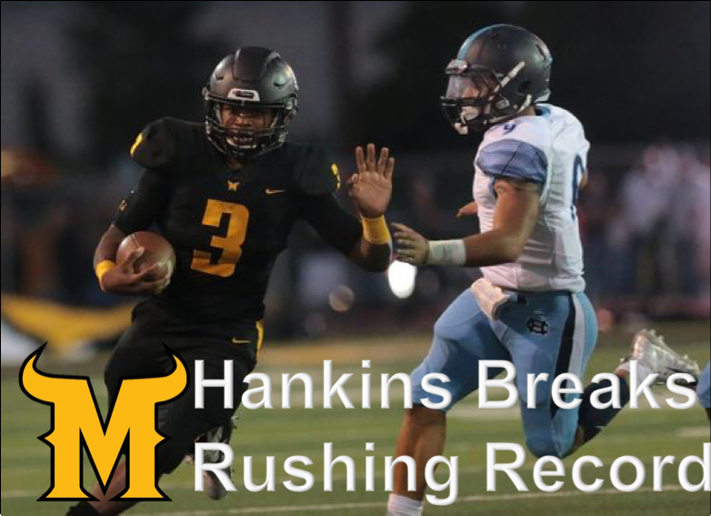 Hankins Breaks Record