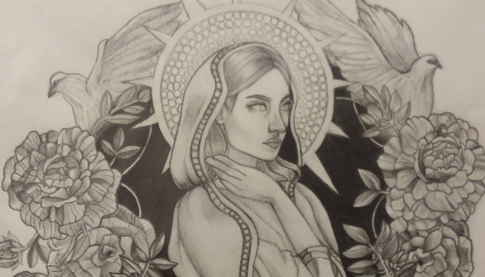 Virgen de Guadalupe Art Contest