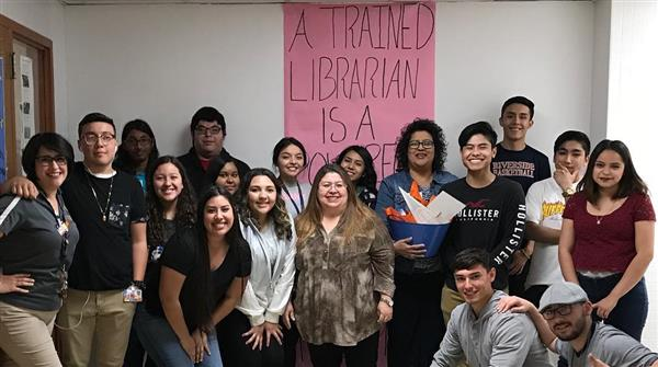 National Librarian Week