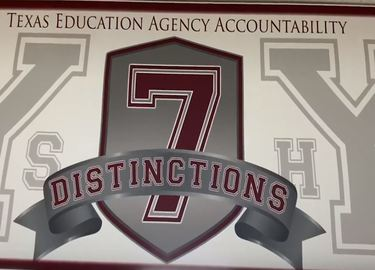 YHS 7 Distinctions 2019