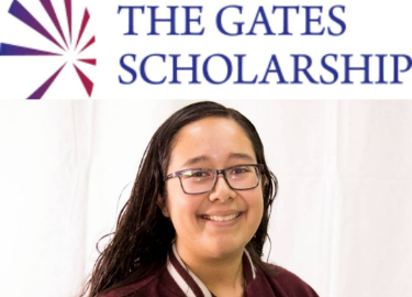 YHS Gates Scholarship Recipient
