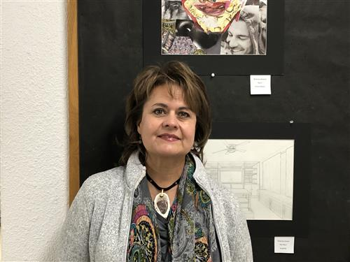 Shirley Talley - Art Teacher