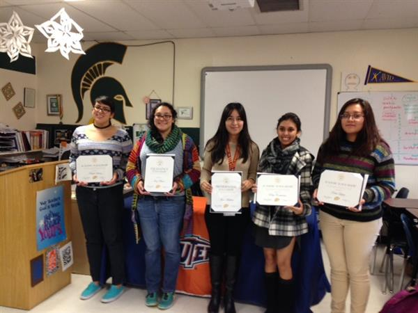Spartans Earn $100,000 in Scholarships