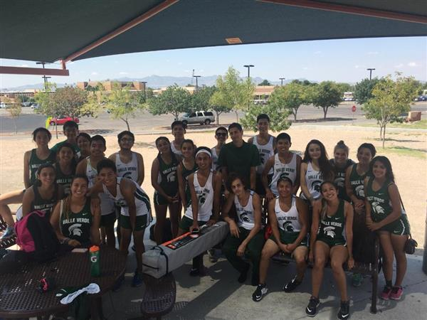 Spartan Cross Country Team