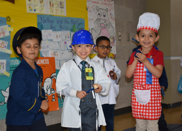 Students celebrated Career Week.  A Huge thank you to all presenters!