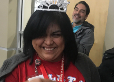 YPK 2018-2019 Teacher Of The Year Mrs. Norma Rios!