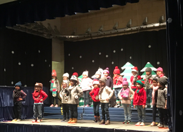 Winter Wonderland Presentations