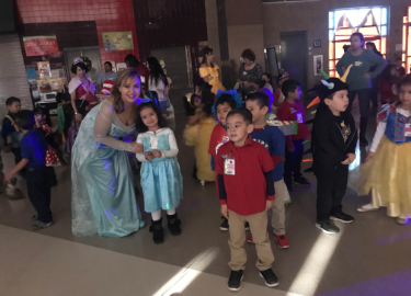 Storybook Ball an amazing learning experience