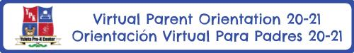 Virtual Parent Orientation 20-21