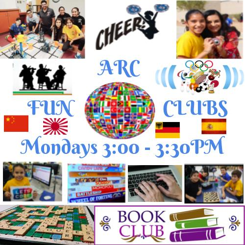 ARC Fun Clubs