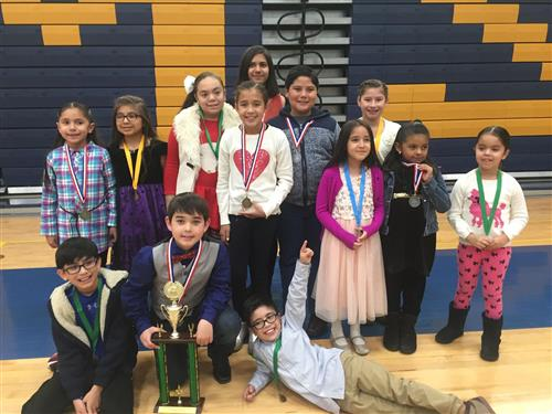 Spanish UIL Contest