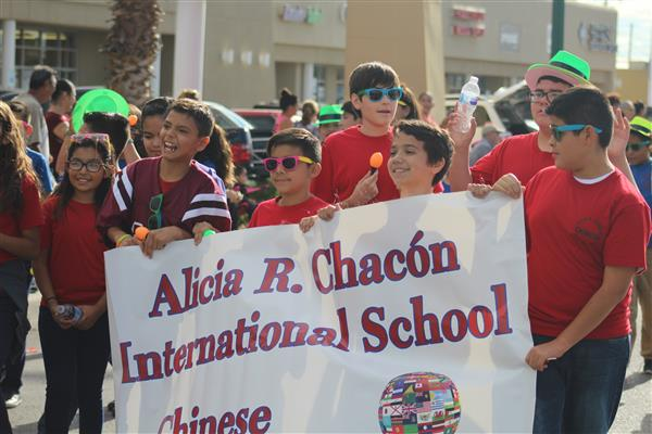 Ysleta High School Parade