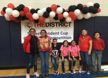Superintendent Cup Robotics Competition