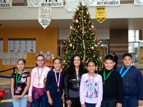 Spanish UIL Academics competition