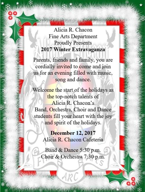 2017 Winter Extravaganza
