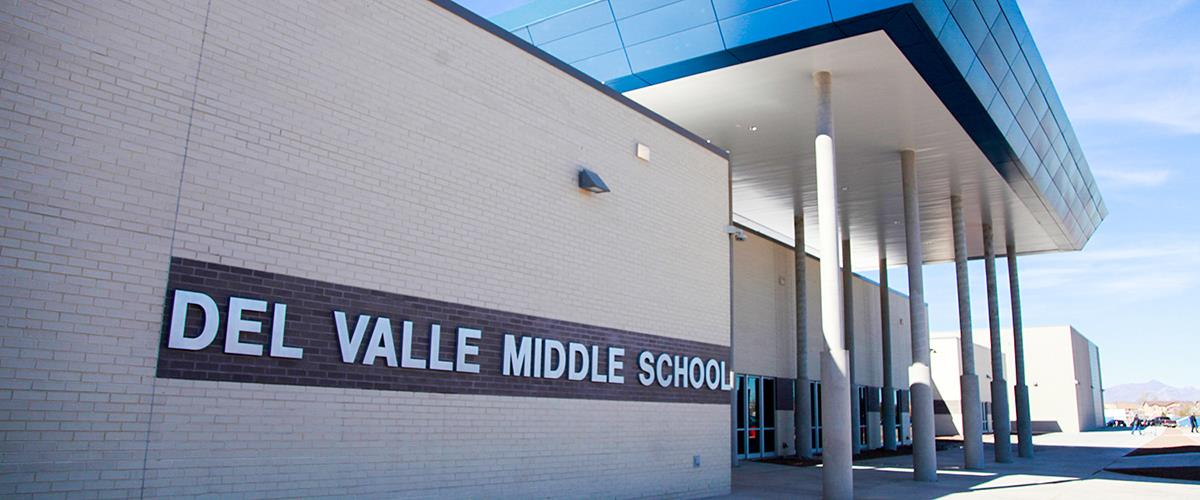 Del Valle Middle School / Homepage